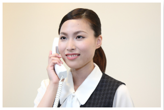 長野市内の空き家管理を行う株式会社日拓へのお電話からのお問い合わせ【受付時間】8:30〜17:00 日曜・祝日も可