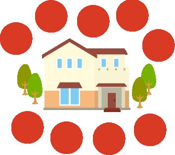 長野市内の空き家の修繕確認・雨漏り点検・通気換気・室内点検・庭のごみ処理・草木選定確認・通水・近隣の状況確認・ポスト掃除